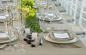 Reception Table Linen